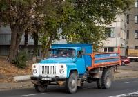 Самосвал ГАЗ-САЗ-3507 #СА 3760 ВВ. Киев, Голосеевская улица