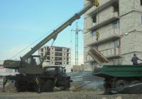 Кран КС-2573-2 на шасси Урал-43202 #2381 НМ 90. Севастополь