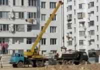Кран КС-3577 на шасси МАЗ-5334 #2666 НМ 90. Севастополь