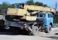 Кран КС-3577-2-1 на шасси МАЗ-5334 #АК 6353 АХ. Севастополь