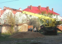 Кран КС-3577 на шасси МАЗ-5334 #2667 НМ 90. Севастополь