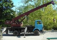 КС-3577-2 на шасси МАЗ-5337 #6598 КРО. Севастополь