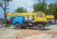 Кран КС-3577 на шасси МАЗ-5334 #4953 КРМ. Севастополь