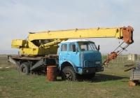 Кран КС-3577 на шасси МАЗ-5334 #АЕ 6810 ЕС. Крым, Черноморский район