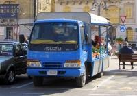 Автолавка на базе Isuzu ELF #FBO 025. Мальта, Моста