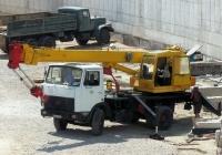 Кран КС-3579 на шасси МАЗ-533702 #118-76 АА. Севастополь