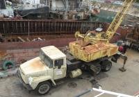 Кран КС-4562 на шасси КрАЗ-250К #СН 2215 АО. Севастополь