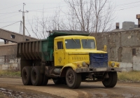 Самосвал КрАЗ-256Б1 #0981 БЕП. Белгородская область, г. Старый Оскол