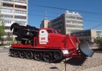 Котлованная машина МДК-2М на базе АТ-Т. Иваново, улица Шубиных