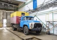Аварийно-ремонтная мастерская на шасси ЗиЛ-130* #7575 ВИП. Винница, трамвайное депо