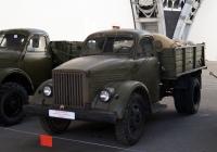 """Самосвал ГАЗ-93Б . Москва, ВДНХ, павильон """"Космос"""""""