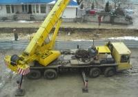 Кран КС-6471А #АК 1470 ВI. Севастополь
