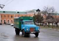 Путеремонтная летучка Л-52 на шасси ГАЗ-52-01 #Т 502 КМ. Приднестровье, Тирасполь, улица Ленина