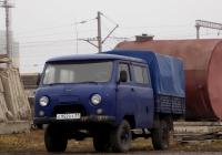 Автомобиль УАЗ-39094 #С 952 КУ 31. Белгородская область, г. Алексеевка, Заводская улица