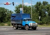 Автомобиль ЗиЛ-130* #000-25 КВ. Киев, Дарницкое шоссе / Привокзальная улица