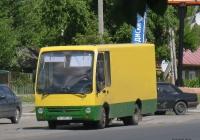 "Фургон на базе автобуса А069.00 ""Богдан"" #АС4203АВ. Волынская область г. Луцк"
