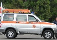 Аварийно спасательный автомобиль АСА (УАЗ) на базе УАЗ-3163  #3767 Ч2. Николаев, улица Адмиральская