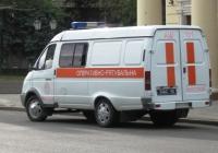 Автомобиль штабной АШ-5 (ГАЗ)  #3460 Ч2. Николаев, улица Адмиральская