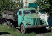 Автомобиль ГАЗ-51А. Белгородская область, г. Бирюч, Ямская улица