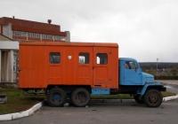 Флюорографический кабинет на шасси Praga V3S #2147 БЕП. Белгородская область, п. Чернянка, территория Чернянской ЦРБ