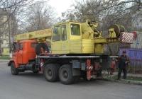 Кран КС-55712 на шасси КрАЗ-65053 #СН 5038 АН. Севастополь
