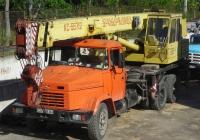 Кран КС-55712 на шасси КрАЗ-65053 #СН 5028 АН . Севастополь