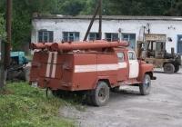 Автоцистерна пожарная АЦ-30(53А)-106А  #3491 ХМЛ. Хмельницкая область, с. Михайлючка