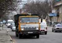 Автосамосвал КамАЗ-55102 #К 936 АЕ. Приднестровье, Тирасполь, улица Шевченко