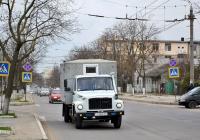 Фургон на шасси ГАЗ-3309  #Т 681 СТ. Приднестровье, Тирасполь, улица Шевченко