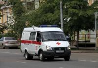 Автомобиль скорой помощи Луидор-2250А0 #Т 474 ММ 124. Красноярск, улица Карла Маркса