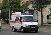 АСМП модели Промтех-384064 на базе ГАЗ 2705*  #М 847 НА 124. Красноярск, улица Карла Маркса