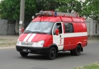 Аварийно-спасательный автомобиль АПП-4(2705)-276  #3678 Ч2. Николаев, улица Чкалова