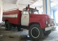 Автоцистерна АЦ-30(53-12)106Г . Николаевская область, Казанкоский район, село Владимировка