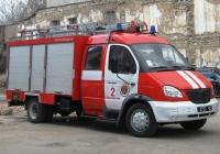 АППД - 2 (3310) - 274  #3773 Ч2  на шасси ГАЗ-3310. Николаев, улица Потемкинская