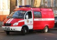 Аварийно-спасательный автомобиль АСА-М (ГАЗ)  #3785 Ч2. Николаев, улица Никольская