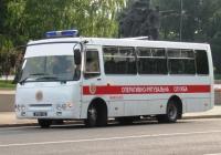 """Автобус специальный С092.11 """"Богдан""""  #3770 Ч2. Николаев, улица Адмиральская"""