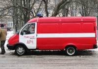 "Оперативно-спасательная машина на базе ГАЗ-2705* ""Газель"" #3511 Ч2. Николаев, улица Васляева"