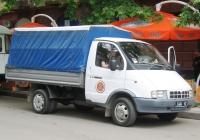 """Автомобиль МЧС  ГАЗ-3302 """"Газель""""  #3486 Ч2. Николаев, улица Советская"""