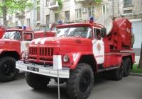 Пеногенераторная установка АПГУ-400 на базе ЗиЛ-131  #3561 Ч2. Николаев, улица Советская