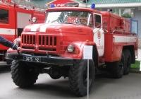 Пожарный автомобиль ПНС-110(131)-131А #3675 Ч2. Николаев, улица Советская