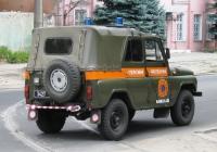 Оперативно-пиротехническая машина на базе УАЗ-3151 #3427 Ч2. Николаев, улица Сивашской Дивизии