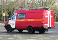 "Оперативно-спасательная машина на базе ГАЗ-27052* ""Газель"" #3488 Ч2. Николаев, улица Акима"