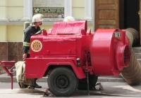 Установка дымоудаления прицепная #3422 Ч2. Николаев, улица Лягина