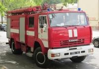 Пожарная цистерна АЦ-40(43253)-247.02 #3784 Ч2. Николаев, улица Лягина