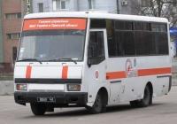 Служебный автобус МЧС A07A1 I-VAN  #8049 Ч1. Николаев, улица Комсомольская