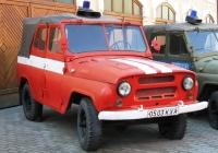 Оперативная машина на базе УАЗ-31512 #0503 КХА. Киев, переулок Хорива. Национальный музей «Чернобыль»