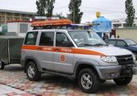 Аварийно спасательный автомобиль АСА (УАЗ) на базе УАЗ-3163 #3767 Ч2. Николаевская область, Березанский район, село Коблево
