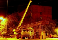 Кран КС-3577 на шасси МАЗ-5334 #АК 2572 СА. Крым, Симферополь