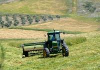 Трактор John Deere 3540, #16-174-65. Израиль, Северный округ