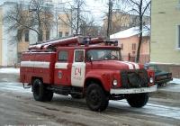 Пожарная автоцистерна АЦ-40(130)-63Б на шасси ЗИЛ-431412 #1311 ИВМ. Иваново, улица Почтовая
